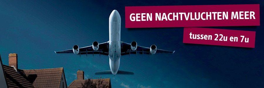 Woluwe 1200 - Vluchten over Brussel